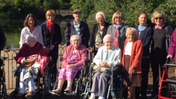 Kingswood Reminiscence Group - Suspended