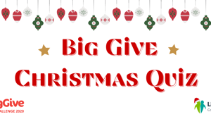 Big Give Christmas Quiz